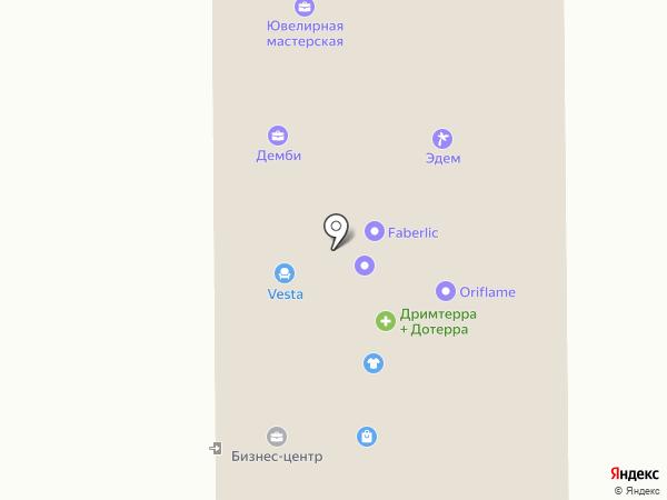 Тулатехэкспертиза на карте Новомосковска