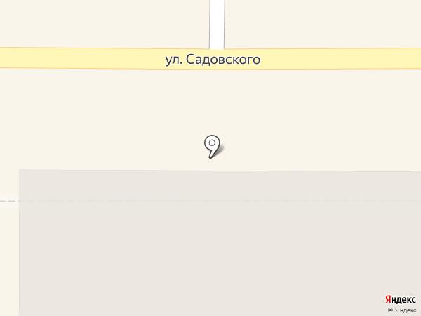 Sova на карте Новомосковска