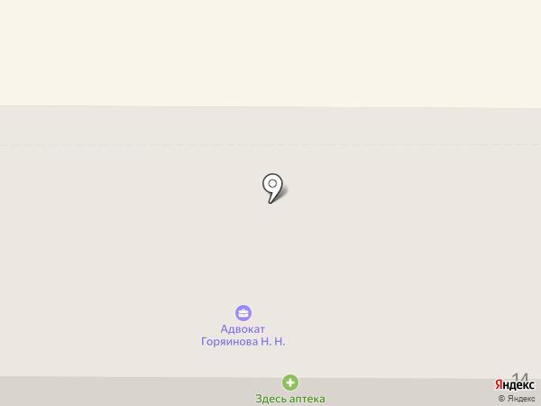Мобильный мир на карте Новомосковска