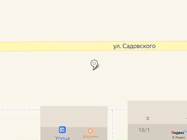 Расулов А.А. на карте Новомосковска