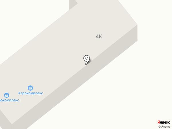 PizzaRio на карте Ахтырского