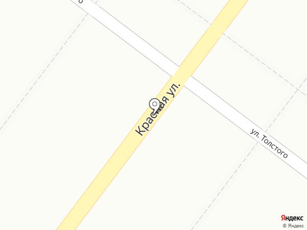Детский сад №9 на карте Ахтырского
