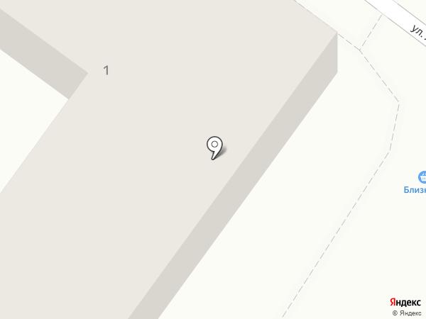 Близнецы на карте Ахтырского