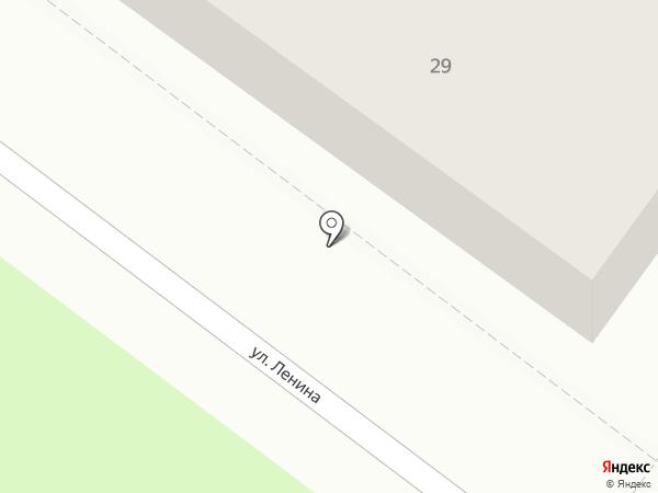 Водолей на карте Ахтырского