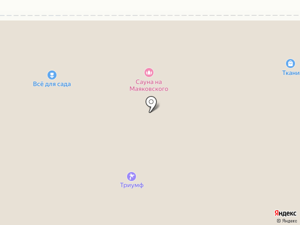 Триумф на карте Новомосковска