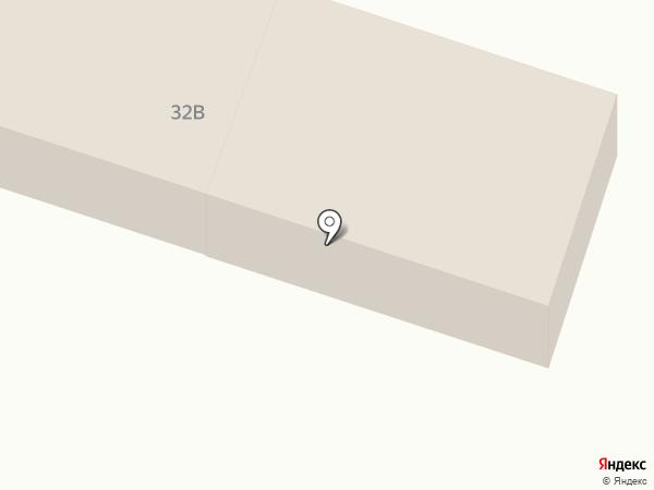 Анкор на карте Ахтырского