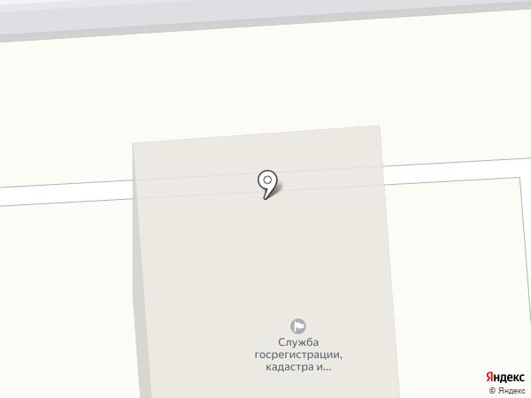 Управление Федеральной службы государственной регистрации, кадастра и картографии по Тульской области на карте Донского