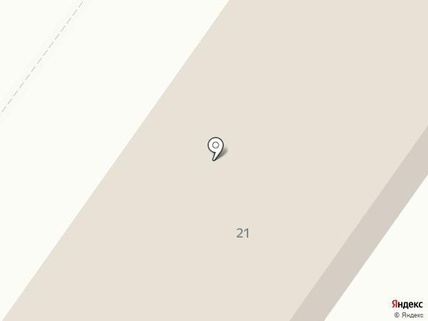 ЖЭУ №8 на карте Донского