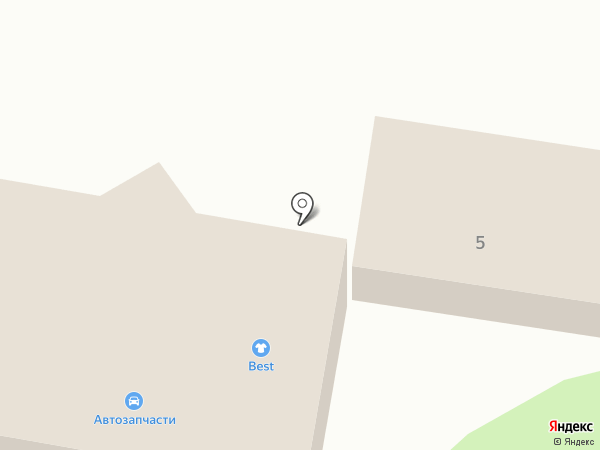 Троя на карте Донского