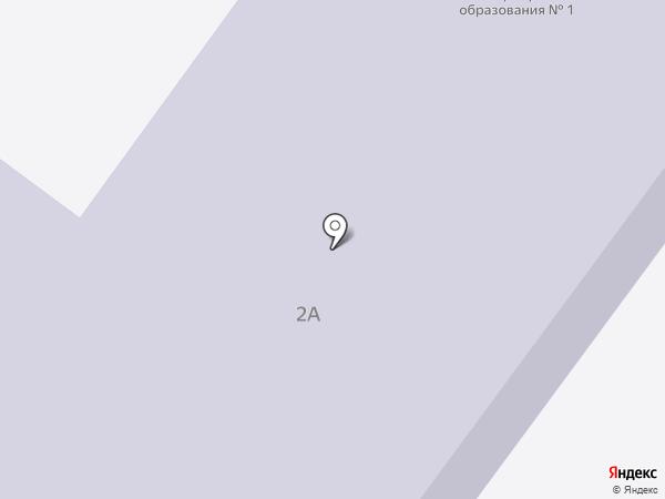 Средняя общеобразовательная школа №9 на карте Донского