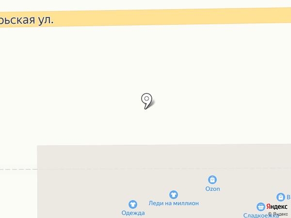 Леди на миллион на карте Донского