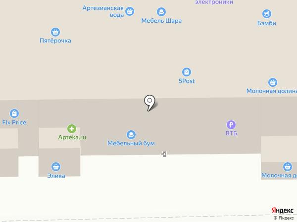 ЗаОдно на карте Донского