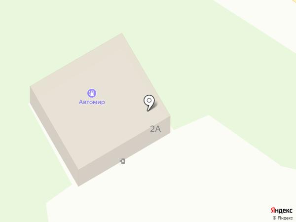 АЗС на карте Донского
