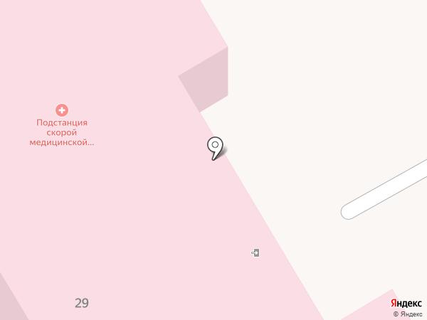 Тульская городская клиническая больница скорой медицинской помощи им. Д.Я. Ваныкина на карте Донского