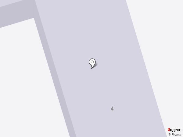 Олимп на карте Новомосковска