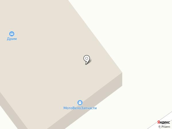 Мотовело на карте Донского