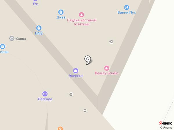 Faberlic на карте Новомосковска