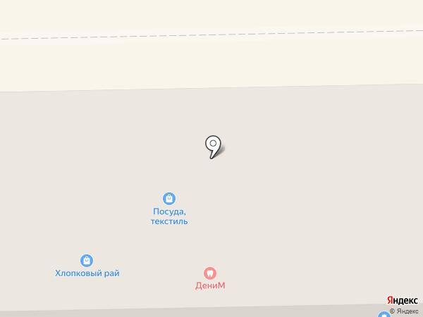 Колосок на карте Донского