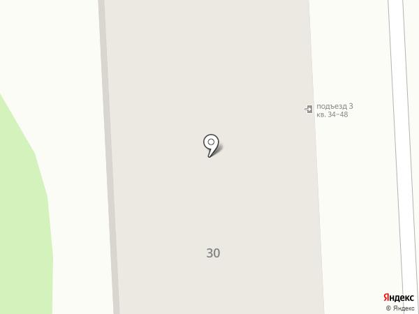Провиант на карте Донского