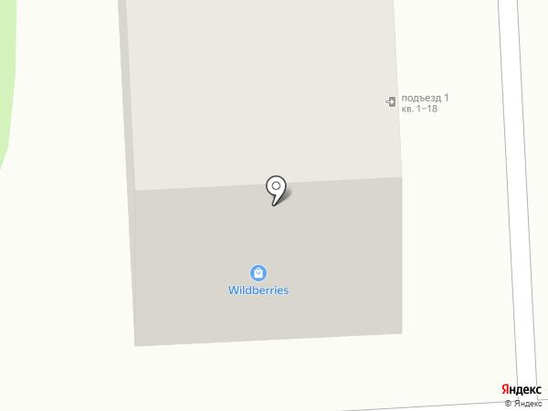 Бамбук & Суши на карте Донского