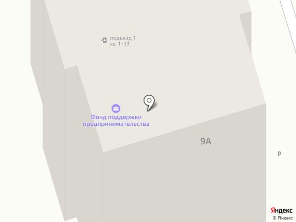 Диалог на карте Новомосковска