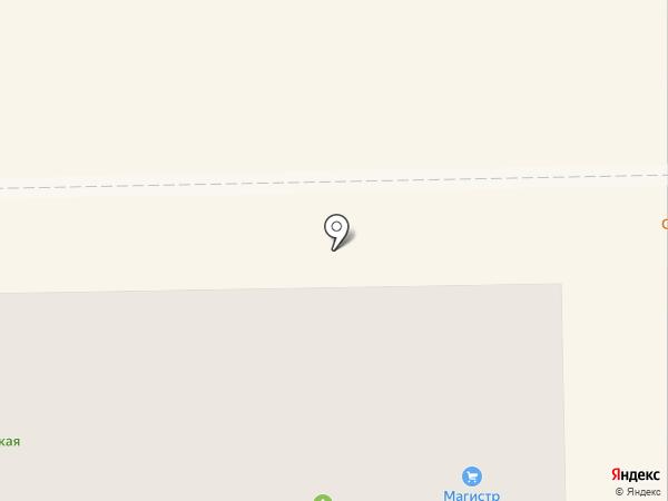 Гисс на карте Донского