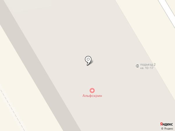 Бастион на карте Донского