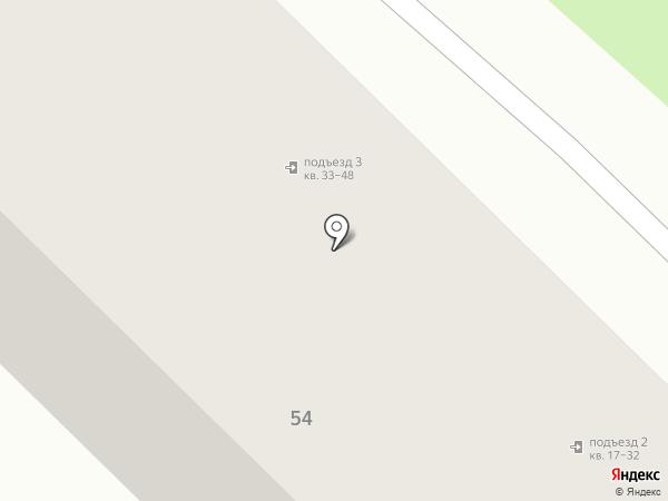 Изобильный на карте Донского