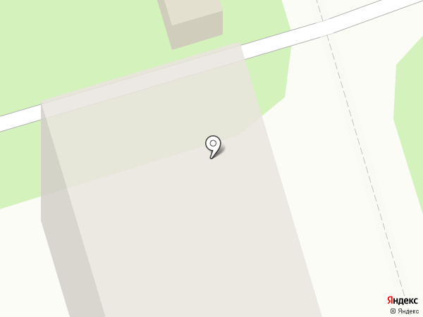 Старовар на карте Новомосковска