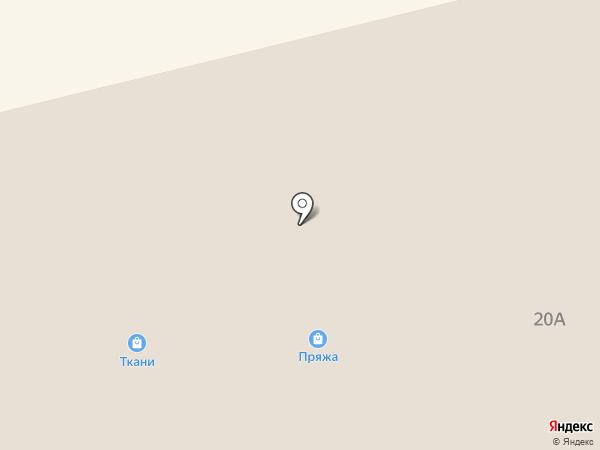 Санги Стиль на карте Донского