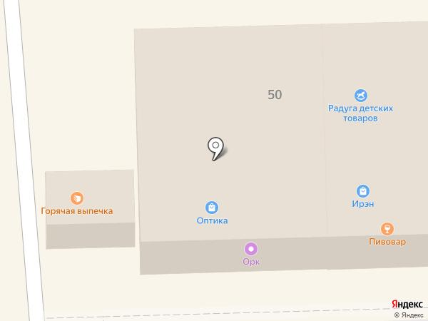 Ирэн на карте Донского