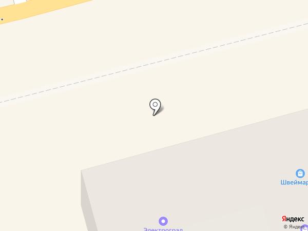 Магазин обуви на карте Донского