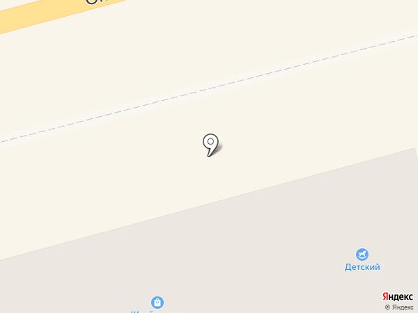 Швеймаркет на карте Донского