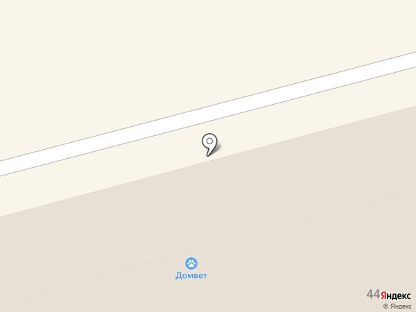 Ветклиника на карте Донского