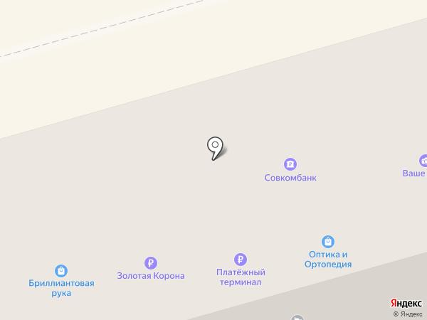 МТС на карте Донского
