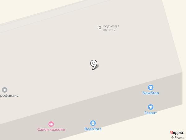Beerлога на карте Донского