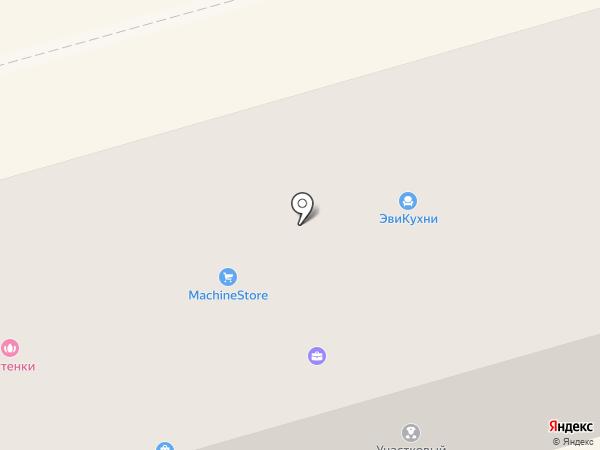 Лагуна на карте Донского