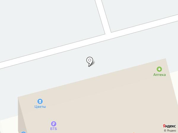 Вырастайка на карте Донского