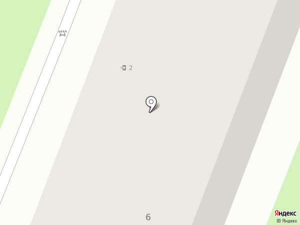 Мойдодыр на карте Донского