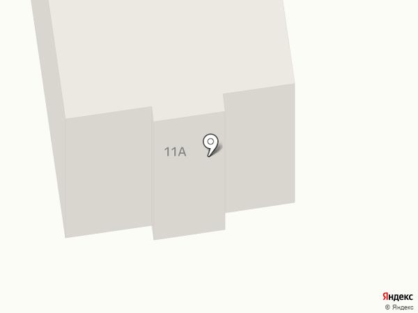 Гостиничный комплекс на карте Донского