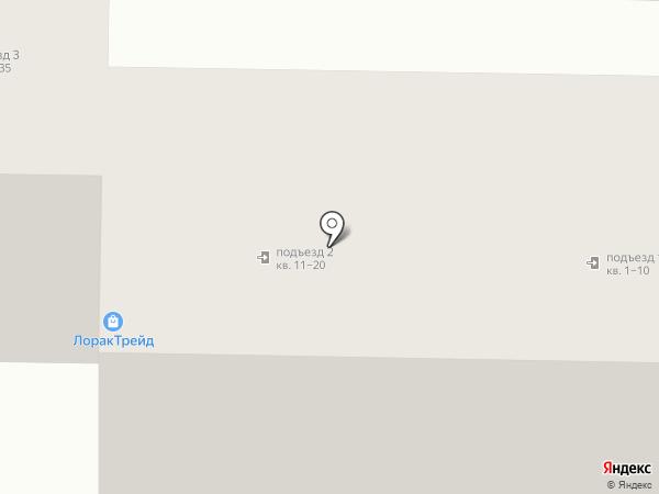Таиса на карте Донского