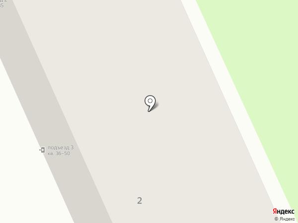 Урожайный на карте Донского