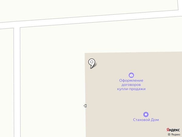 Атриум на карте Донского