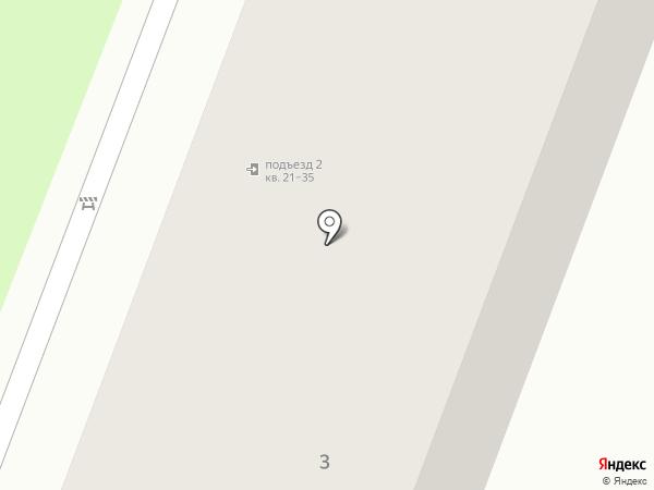 ЖЭУ №6 на карте Донского