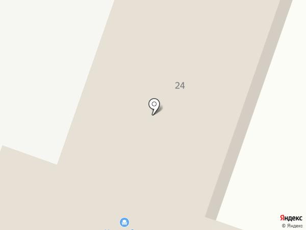 Ново мебель на карте Донского