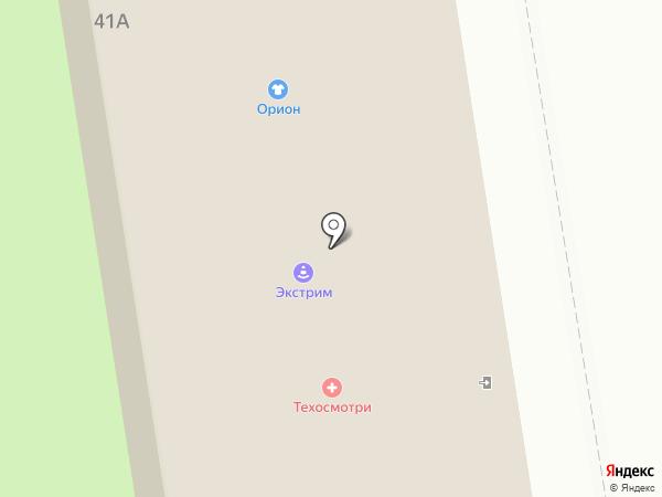 Оценка+Л на карте Донского