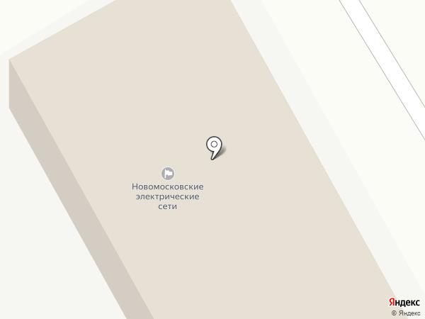Тулэнерго на карте Донского