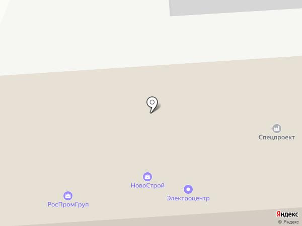 Роспромгрупп на карте Донского