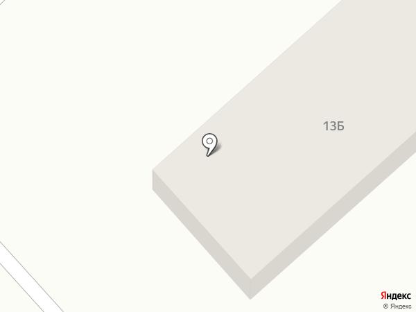Детский сад №20 на карте Синегорска