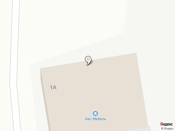 АВС-мебель на карте Донского
